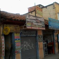 Vidrios Jr en Bogotá