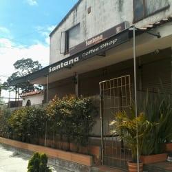 Santana Coffee Shop en Bogotá