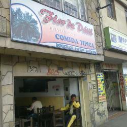 Restaurante Flor de Dátil en Bogotá