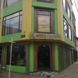 Muebles Casa Nariño en Bogotá