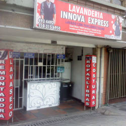 Lavandería Innova Express en Bogotá