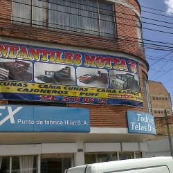 Infantiles Motta's en Bogotá