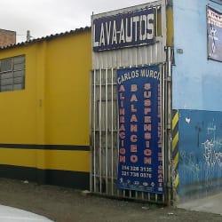 Lava Autos Carlos Murcia en Bogotá