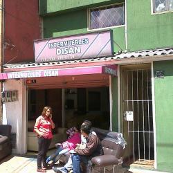 Intermuebles Disan en Bogotá