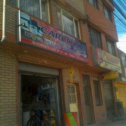Almacen Carcolor en Bogotá