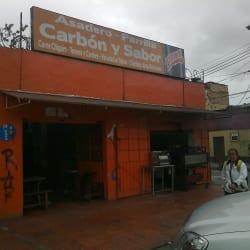 Asadero Parrilla Carbón y Sabor en Bogotá
