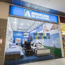Americana de Colchones Centro Comercial Gran Estación en Bogotá