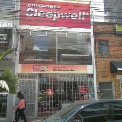 Colchones Sleepwell Calle 76  en Bogotá