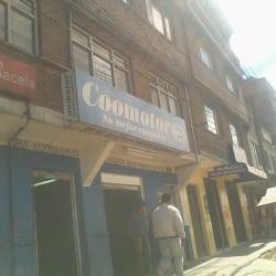 Coomotors en Bogotá
