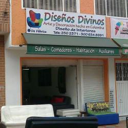 Diseños Divinos en Bogotá