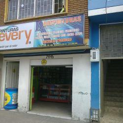Dispinturas en Bogotá