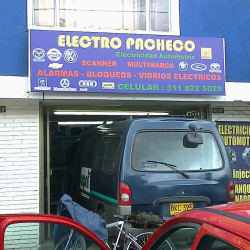 Electro Pacheco en Bogotá