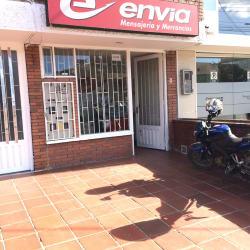 Envía Los Andes en Bogotá