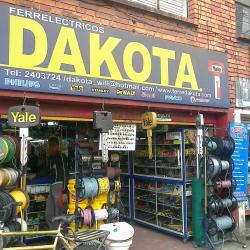 Ferrelectricos Dakota en Bogotá