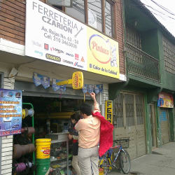 Ferretería Czarion en Bogotá