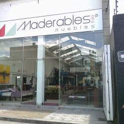 Maderables Muebles Doce de Octubre en Bogotá