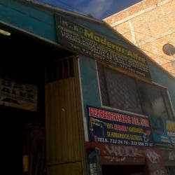 Maderas Alfre en Bogotá