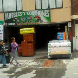 Muebles y Colchones Yadira en Bogotá