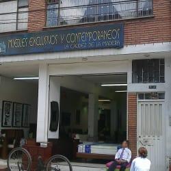 Muebles Exclusivos y Contemporaneos C.A. en Bogotá