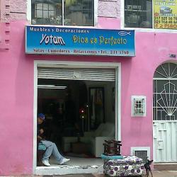 Muebles y Decoraciones Yotam en Bogotá