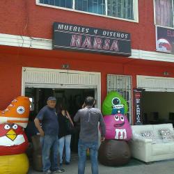 Muebles y Diseños Harsa en Bogotá