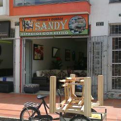 Muebles y Diseños Sandy en Bogotá