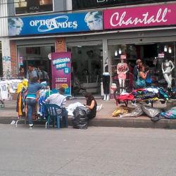 Óptica Andes 100 en Bogotá