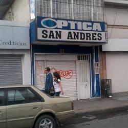 Óptica San Andres en Bogotá