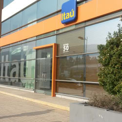 Banco Itaú - Estoril en Santiago