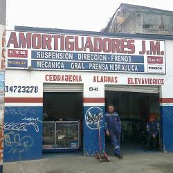 Amortiguadores J.M. en Bogotá