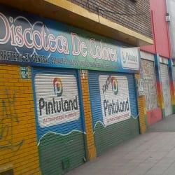 Discoteca de Colores en Bogotá