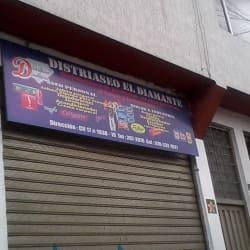 Distriaseo el Diamante en Bogotá