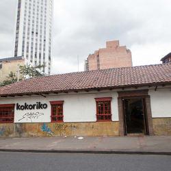 Kokoriko San Diego en Bogotá