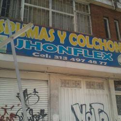 Espumas y Colchones Jhonflex en Bogotá