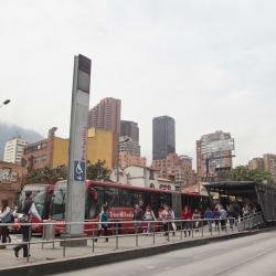 Estación Profamilia en Bogotá
