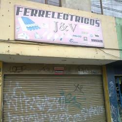 Ferrelectricos J & V en Bogotá