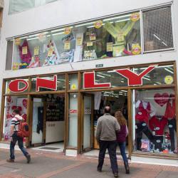 Only Centro Calle 21 en Bogotá