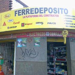 Ferredeposito La Plataforma de la Constructor en Bogotá