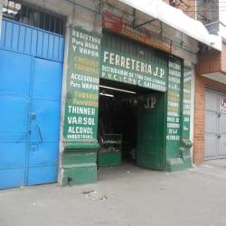 Ferretería JP en Bogotá