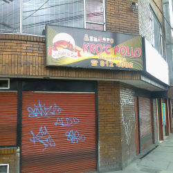 Asadero Kro'c Pollo en Bogotá