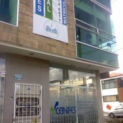 Ceinfes en Bogotá