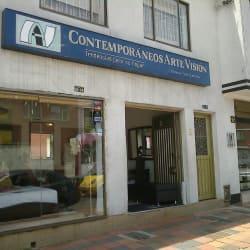 Contemporaneos Arte Visión en Bogotá