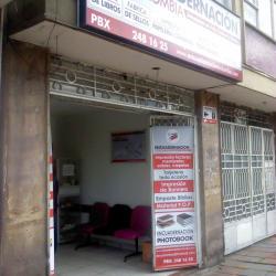 Encuadernación Colombia  en Bogotá