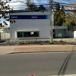 Banco BBVA Nueva Costanera en Santiago
