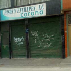 Pisos y Enchapes F.C en Bogotá