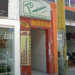 Proyección Muebles en Bogotá