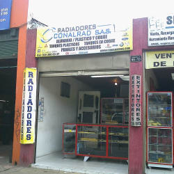Radiadores Conalrad S.A.S en Bogotá