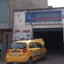 Radiadores Radicer Carrera 70 con 68B en Bogotá