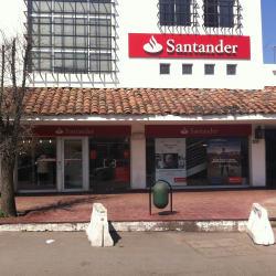 Banco Santander Cantagallo en Santiago