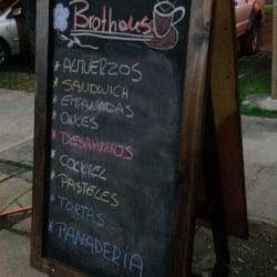 Brothaus en Santiago